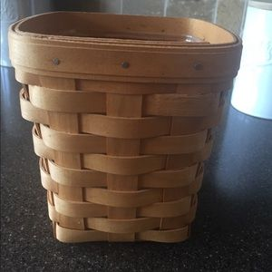 Longaberger basket
